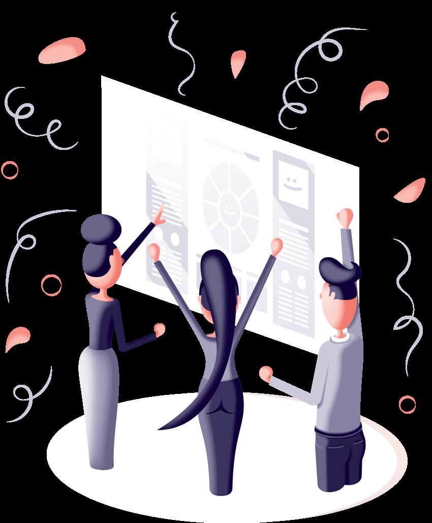 visualisatie-proces-succes